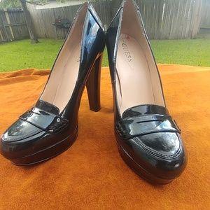 Guess heels sz 10M